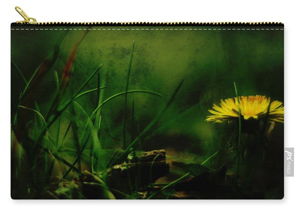 A Darkness Befalls The Dandelion Carry-all Pouch