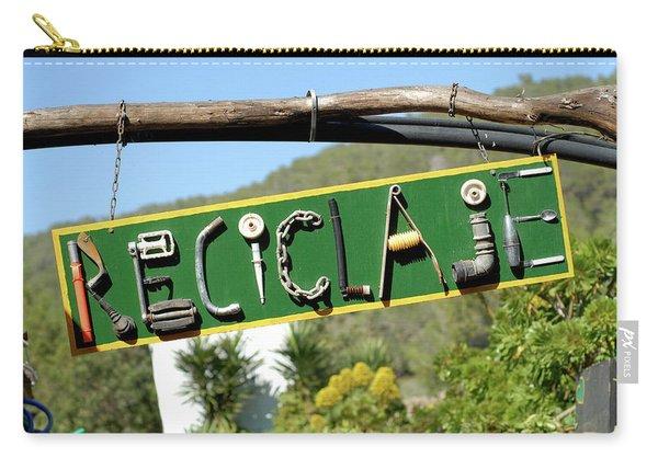 A Day In La Casita Verde Carry-all Pouch