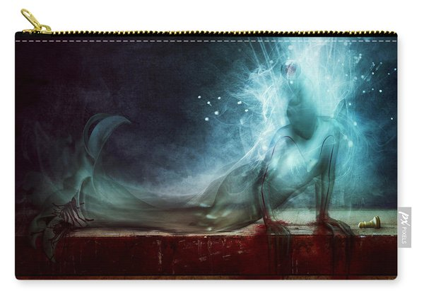 A Dying Wish Carry-all Pouch