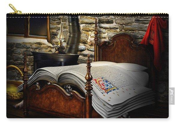 A Fairytale Before Sleep Carry-all Pouch