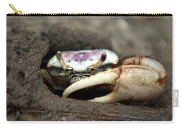 A Fiddler Crab Around Hilton Head Island Carry-all Pouch
