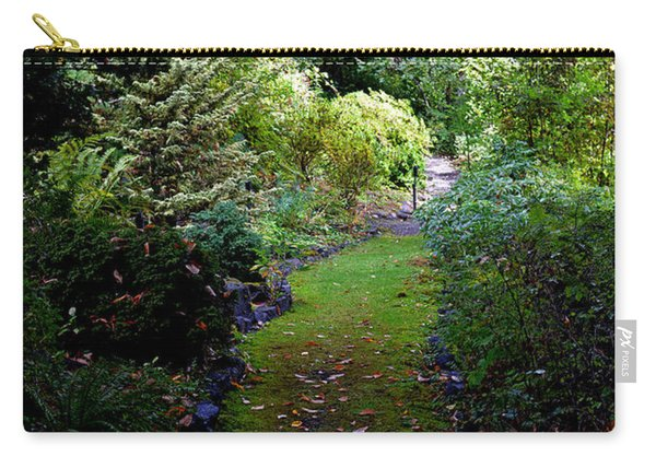 A Garden Path Carry-all Pouch