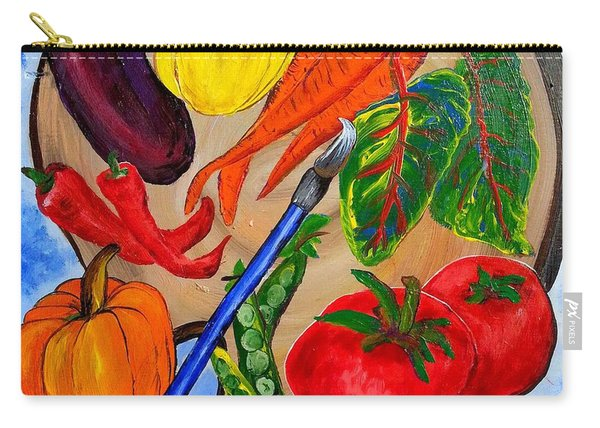 A Gardeners Palette Carry-all Pouch
