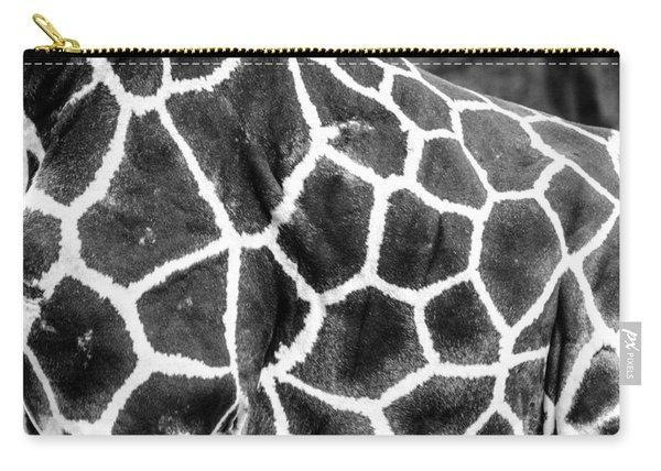A Giraffe's Maze Carry-all Pouch