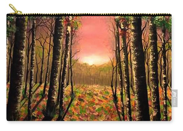 A Kiss Of Life Carry-all Pouch