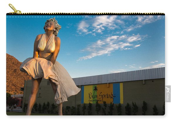 A Marilyn Morning Carry-all Pouch