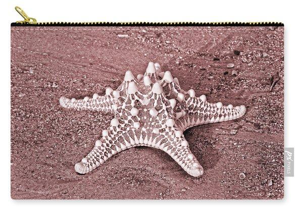 A Matter Of Echinodermata Carry-all Pouch