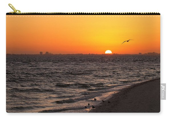 A New Day - Sanibel Island Carry-all Pouch