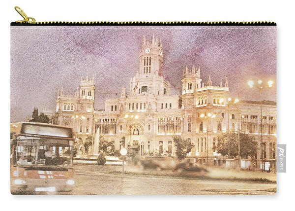 A Night In Madrid  Carry-all Pouch