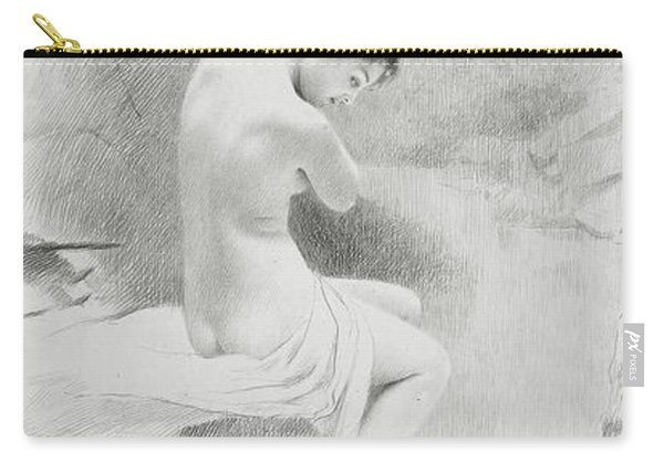 A Nymph Carry-all Pouch