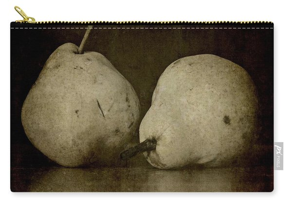 A Pair Of Pears Carry-all Pouch