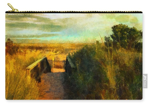 A Path To The Beach Carry-all Pouch