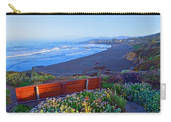 A Place To Reflect Carry-all Pouch