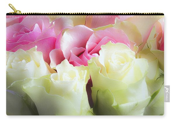A Sea Of Roses Carry-all Pouch