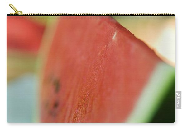 A Slice Of Watermelon Carry-all Pouch