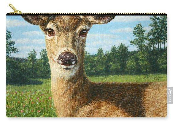 A Sunny Doe Carry-all Pouch
