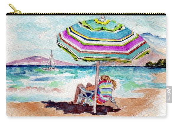 A Sweet Day In Maui Carry-all Pouch