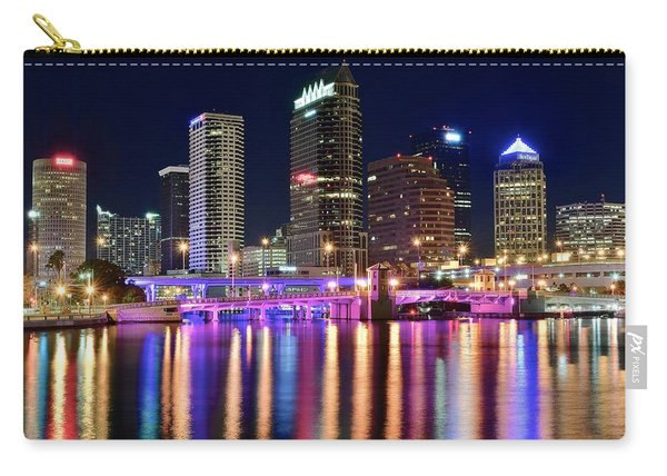 A Tampa Bay Night Carry-all Pouch