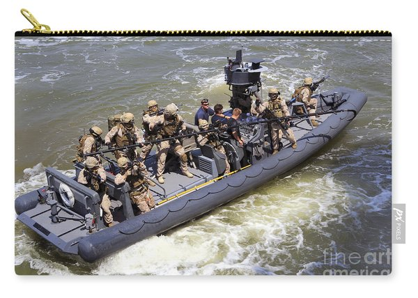 A U.s. Marine Corps Visit, Board Carry-all Pouch