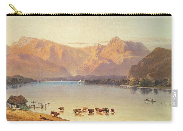A View Of Windermere Carry-all Pouch
