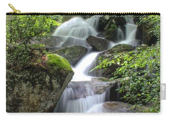 A Walk Along The Jacob Fork Carry-all Pouch