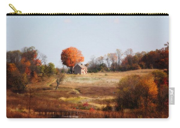 A Walk In The Meadow Carry-all Pouch