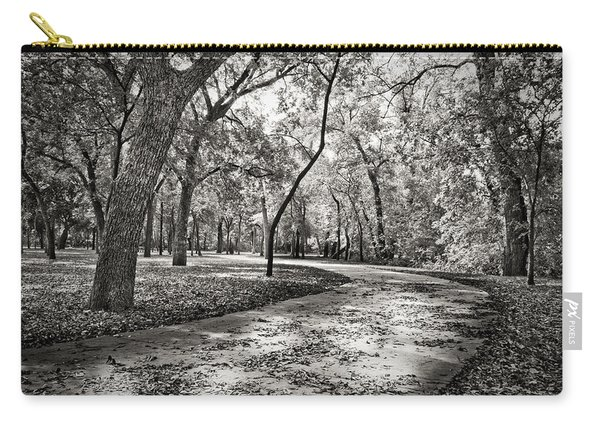 A Walk In The Park Carry-all Pouch