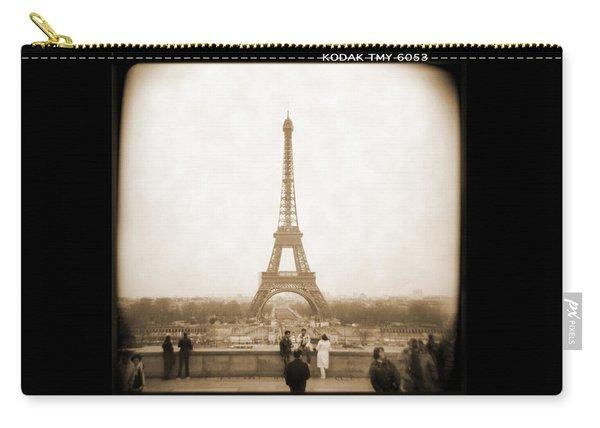 A Walk Through Paris 5 Carry-all Pouch