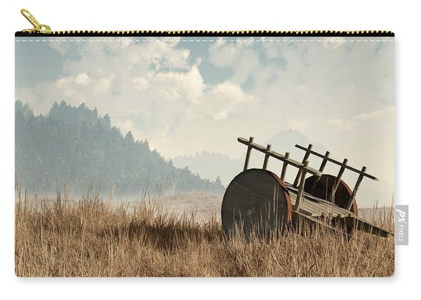 Abandoned Cart Carry-all Pouch