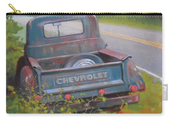 Abandoned Chevy Carry-all Pouch
