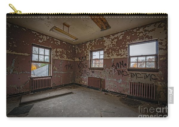 Abandoned Room At Letchworth Carry-all Pouch