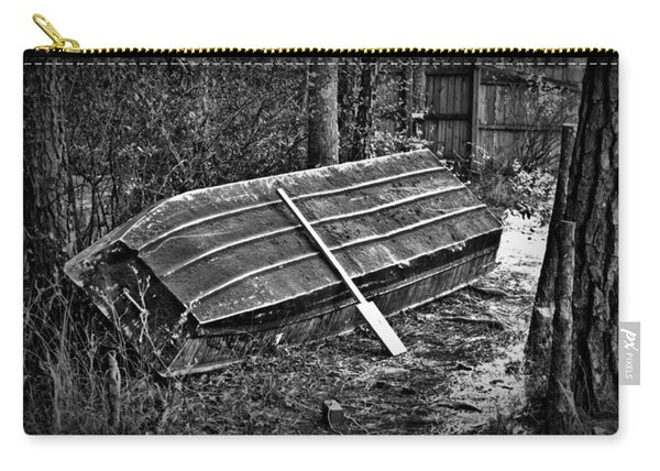Abandoned Rowboat Carry-all Pouch