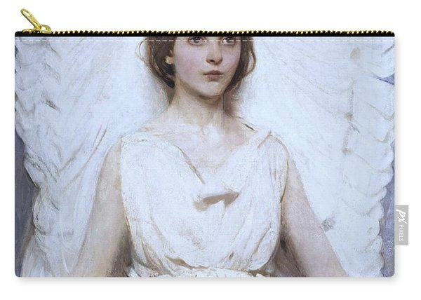 Abbott Handerson Thayer Angel 1886 Carry-all Pouch
