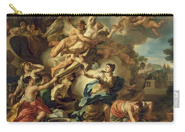 Abduction Of Orithyia Carry-all Pouch