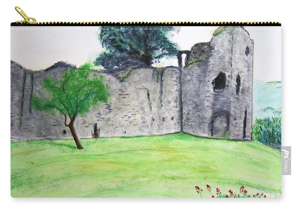 Abergavenny Castle Carry-all Pouch