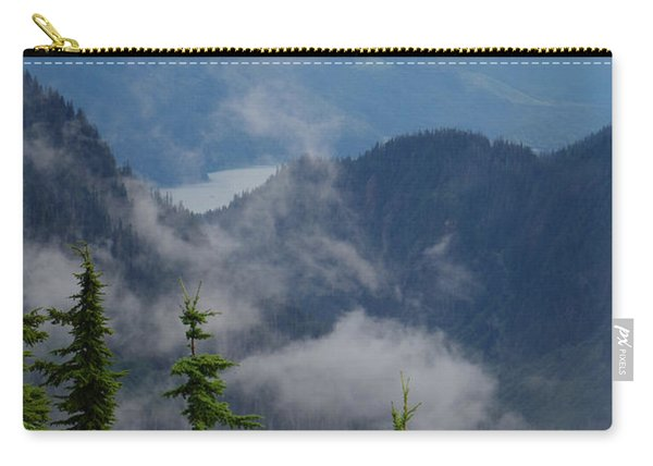 Above The Cloud Carry-all Pouch