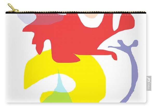 Abstract Ala Matisse 1 Carry-all Pouch