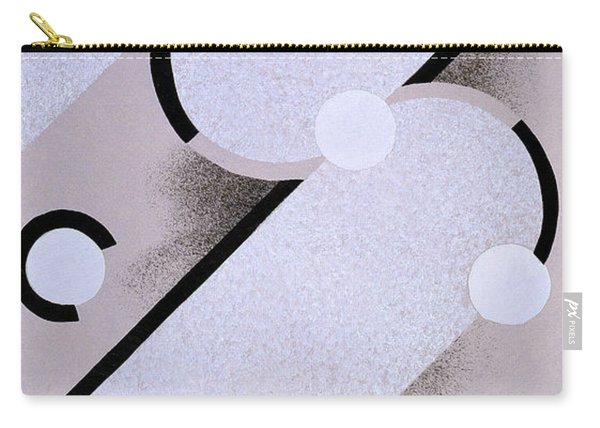 Abstract Design From Nouvelles Compositions Decoratives Carry-all Pouch