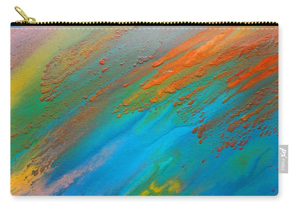 Abstract Dreams Come True Carry-all Pouch