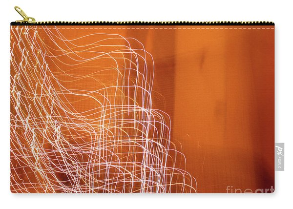 Abstract Energy Carry-all Pouch