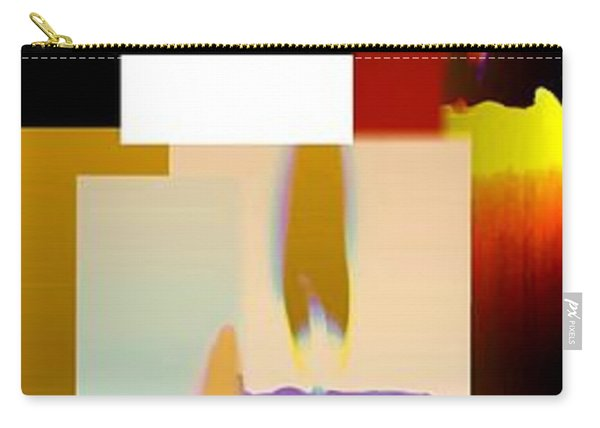 Abstract Fusion 185 Carry-all Pouch