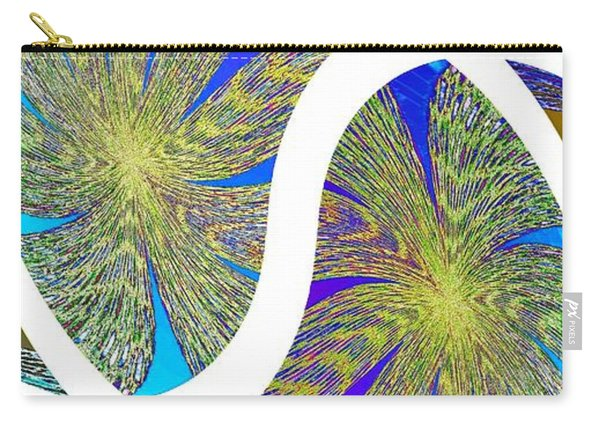 Abstract Fusion 203 Carry-all Pouch