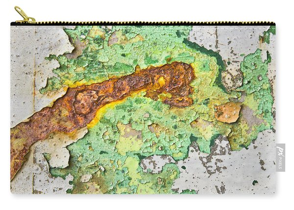 Abstract Grunge Carry-all Pouch
