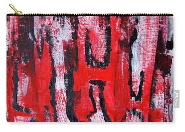 Abstract - Insane Carry-all Pouch