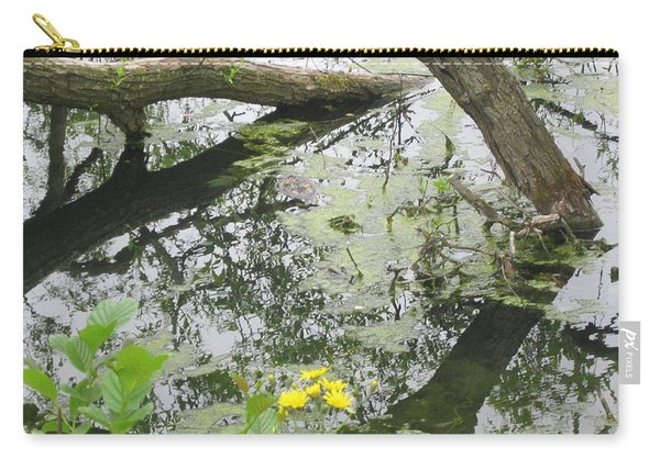 Abstract Nature 2 Carry-all Pouch