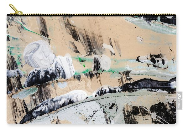 Abstract Original Painting Number Seven  Carry-all Pouch