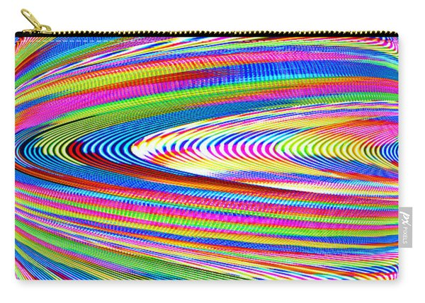 Abstract Pregnancy Carry-all Pouch