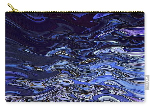Abstract Reflections - Digital Art #2 Carry-all Pouch