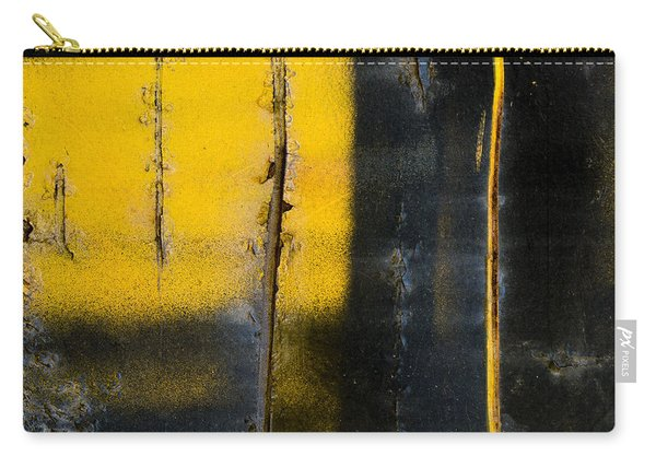 Abstract Train Art Carry-all Pouch