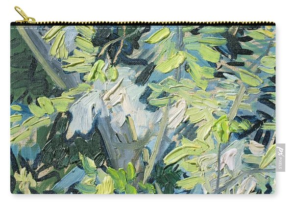 Acacia In Flower Carry-all Pouch